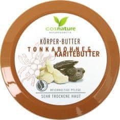 Cosnature Tělové máslo, Tonka a Bambucké máslo 200 ml