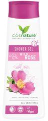 Cosnature Sprchový gel, Divoká růže 250 ml