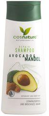 Cosnature Regenerační šampon, Avokádo a Mandle 200 ml