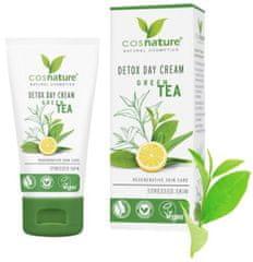 Cosnature Detoxikační denní krém, Zelený čaj 50 ml 2
