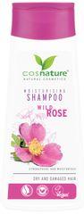 Cosnature Hydratační šampon, Divoká růže 200 ml