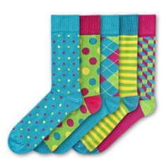 FSA459 5 PACK - férfi zokni