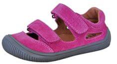 Protetika sandale za dječake barefoot Berg fuxia