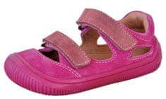 Protetika Lány barefoot szandál Berg pink
