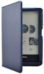 Fortress Pocketbook 650 Ultra FORTRESS FT147 tmavě modré pouzdro - magnet