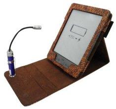 Fortress Amazon Kindle 5 Shield Pro Light - hnědá