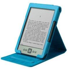 Fortress Amazon Kindle 5 Shield Pro - světle modré