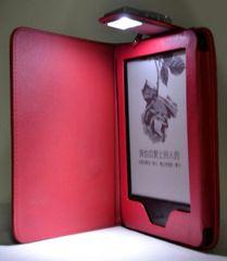 Fortress Amazon Kindle 6 - GUARD LIGHT GOA1 - červené