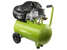 Extol Craft Kompresor olejový dvojvalcový, príkon 2200W