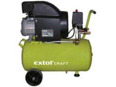 Extol Craft Kompresor olejový, príkon 1500W