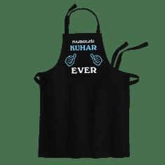 Cyber print shop Predpasnik s potiskom Najboljši kuhar ever