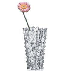 Bohemia Jihlava Bohemia Jihlava skleněná váza Glacier 30 cm