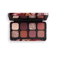 Makeup Revolution Paletka očních stínů Forever Flawless Dynamic Allure 8 g