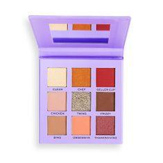 Makeup Revolution X Friends Monica (Shadow Palette) 9 g