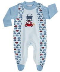 Jacky 3411100 set majica i hlača za dječake Happy Car Friends
