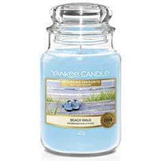 Yankee Candle vonná svíčka Beach Walk (Procházka po pláži) 623 g