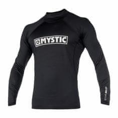 Mystic Lycra Star muška majica s dugim rukavima, UPF 50+, 900-Black