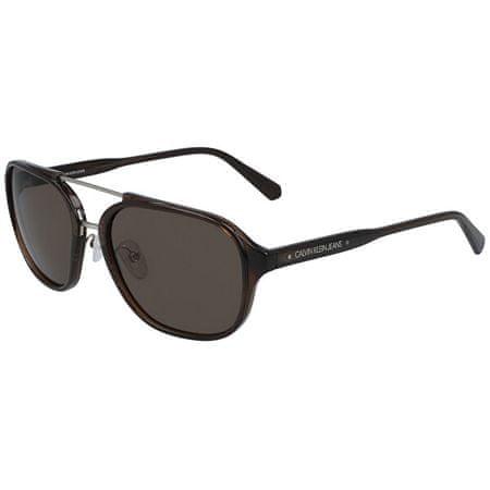 Calvin Klein Okulary przeciwsłoneczne męskie CKJ19517S 201
