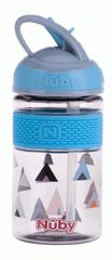 Nuby lonac za piće, izrađen od tritana, plavi