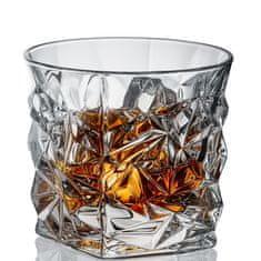 Bohemia Jihlava Bohemia Jihlava sklenice na whisky Glacier 350 ML 6 KS