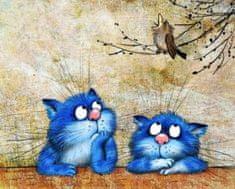 Gaira® Malovanie podľa čísiel Mačičky M995674