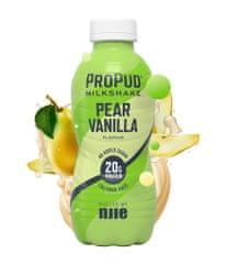 Noah NJIE ProPud Protein Shake Příchuť Hruška - Vanilka - 330ml