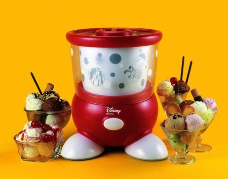 Ariete Disney 645 Ice Cream Maker zmrzlinovač