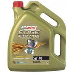 Castrol Edge Turbo Diesel 5W-40 (5 l)
