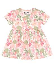 Nini haljina za djevojčice od organskog pamuka ABN-2443