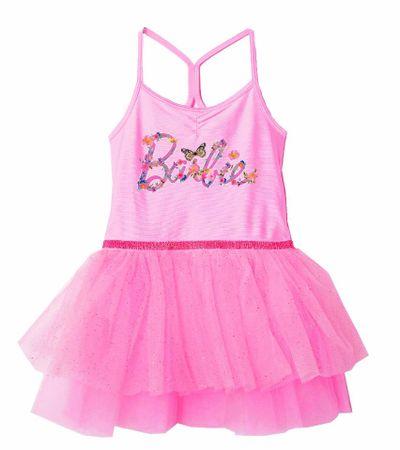 """Eplusm Gyerek ruha """"Barbie"""" - rózsaszín - 104 –110 / 4–5 év"""