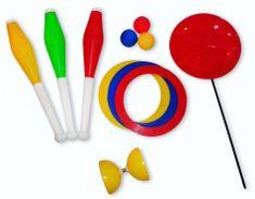 Spartan Sada na žonglování - Juggling SET