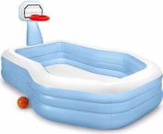 Intex Hrací centrum / bazén Intex 57183 Basketbal 257x188x130 cm