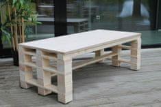 Moduleta Konferenční stůl malý Velikost: Sklo