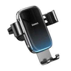BASEUS Glaze Gravity avtomobilsko držalo za ventilacijsko režo, črna