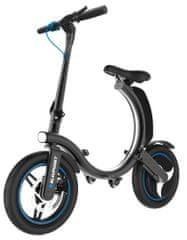 Blaupunkt ERL814 električni skuter, crni
