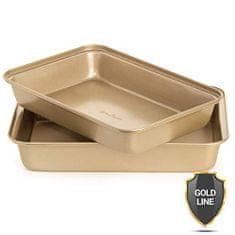 Rosmarino Baker Golden komplet 2 pekača