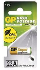 GP Alkalická špeciálna batérie GP 23AF