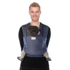Babylonia TRICOT-SLEN Design šátek na nošení dětí col. 602 blue stipple
