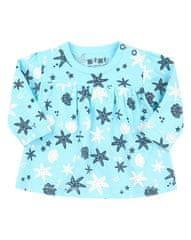 Nini dívčí tričko z organické bavlny ABN-2487