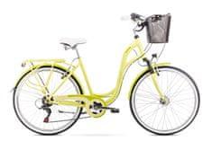 Romet Symfonia 1 (2021) gradski bicikl, L-19, svijetlo zelena