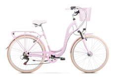 Romet Symfonia ECO (2021) gradski bicikl, L-19, ružičasti