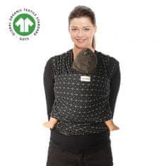 Babylonia TRICOT-SLEN Design šátek na nošení dětí col. 608 black diamond