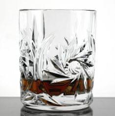 Bohemia Jihlava Bohemia Jihlava sklenice na whisky Pinwheel 360 ML 6KS