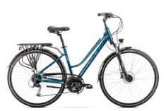 Romet Gazela 6 (2021) treking bicikl, L-20, plava
