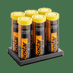 Isostar šumeće tablete, narančasta, za brzu hidrataciju, 6 x 120g