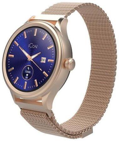 Forever ICON AW-100 pametni sat, zlatni