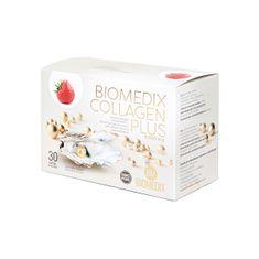 Biomedix Kolagen Plus Jahoda 30 sáčků