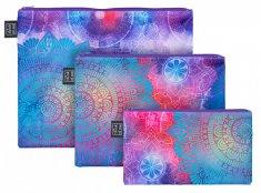 Mandala - Set taštiček 3 ks