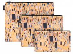 Klimt - Set taštiček 3 ks