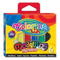 Modelovací hmota 6 barev